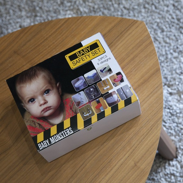 Kit di protezioni Baby Safety Set - Baby Monsters