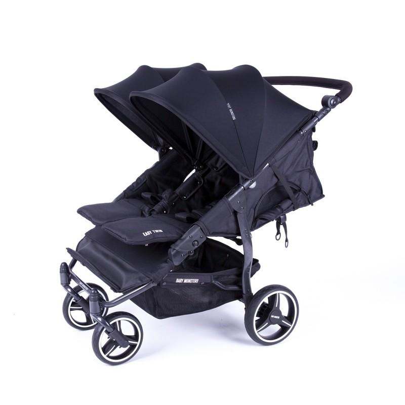 Carrelli gemellati Easy Twin 3s Light - Baby Monsters