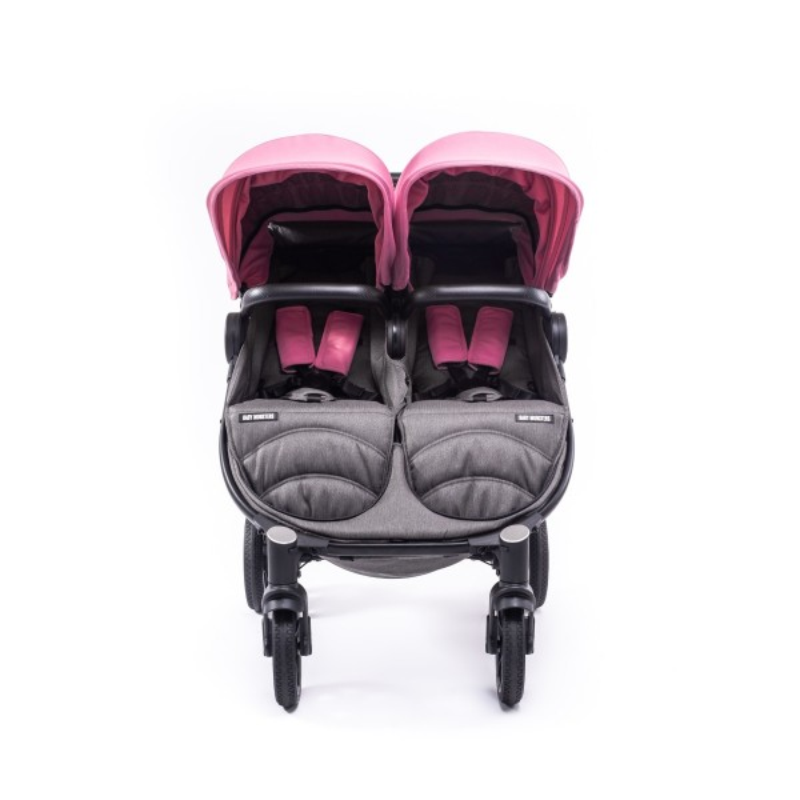 Carrelli gemellati + Cappa Easy Twin 4 - Baby Monsters