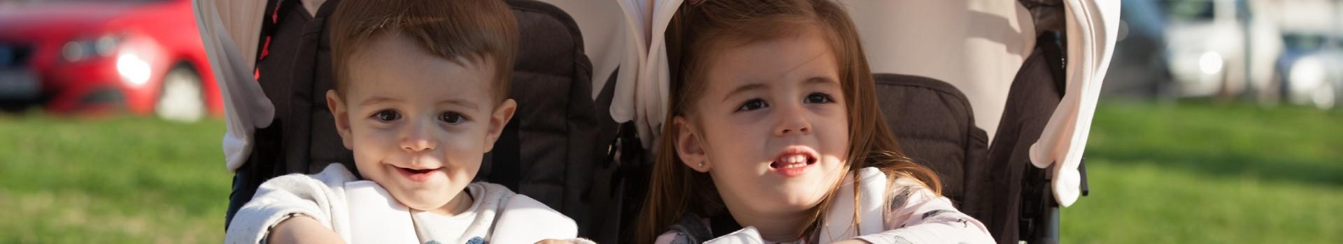Riduttore universale per seggiolino auto o passeggino | Baby Monsters